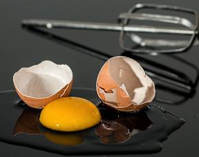 uova pastorizzate zuccherate